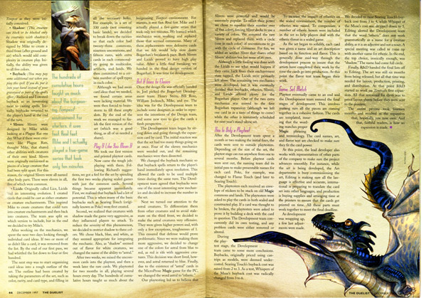Duelist Issue 20, Pages 66 and 67